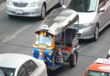 Thailand Travel Guide: How to get around with Local Transport