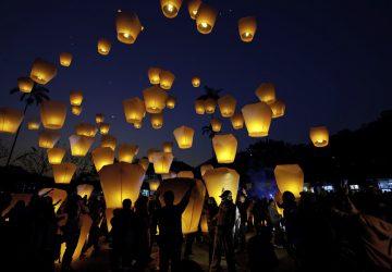 Day Tour from Taipei – Shifen old street & Sky Lanterns Festival