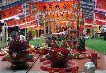 Beware! The Dos and Don'ts of The Hungry Ghost Festival in Taiwan