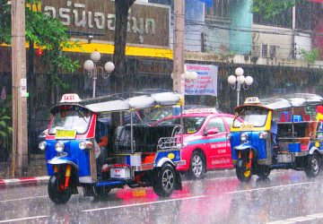 Top 6 things to do on a rainy day in Bangkok