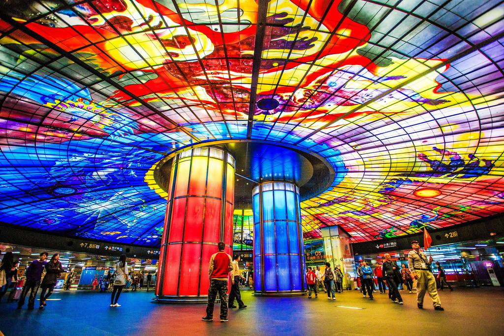 dome-of light-kaohsiung-formosa-boulevard