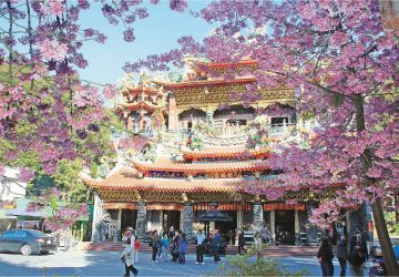 6 Colorful Destinations in Taiwan during Spring | March 2019
