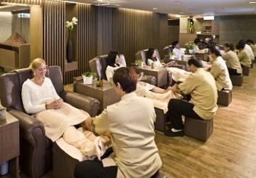 Get Massage and Relax Around Taipei