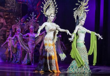Cabaret Shows and Transgender Artists in Thailand | The Knowns and Unknowns
