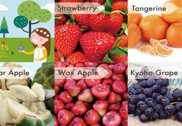 Must-Eat Taiwan Fruit in Winter Time