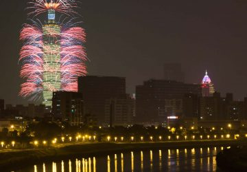 The Best Place To Enjoy Taipei 101 Fireworks