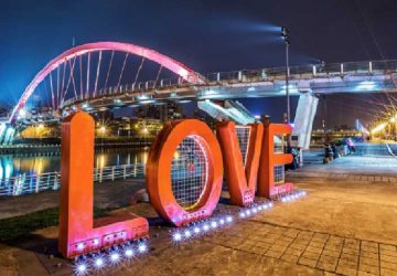Valentine's Day – Must Go Romantic Attractions In Taiwan