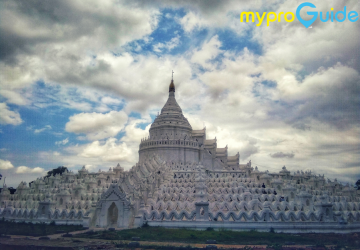 3 Must Visit Places at Minkun, Myanmar