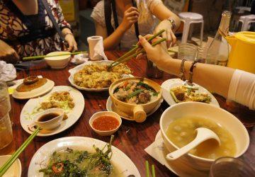 Taiwan Stir Fry Re- chao (熱炒) : A Taste of Taiwanese Culture
