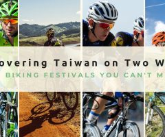 Discovering Taiwan on Two Wheels: 5 Biking Festivals You Can't Miss