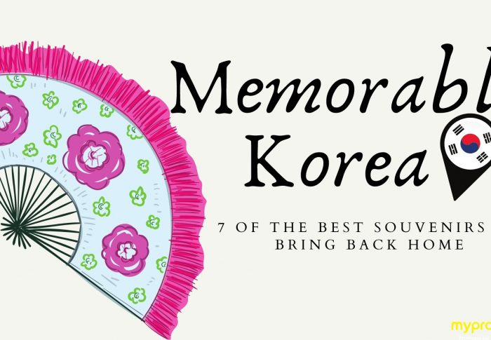 Memorable Korea 7 of the Best Souvenirs to Bring Back Home