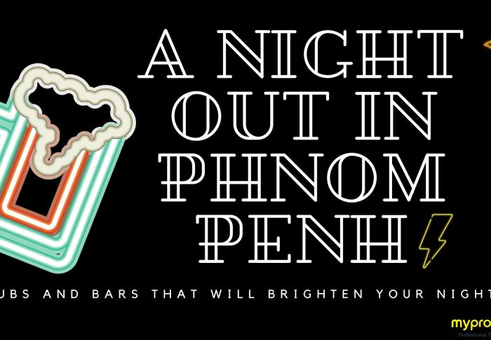 A Night Out in Phnom Penh: 9 Clubs and Bars that Will Brighten Your Nightlife