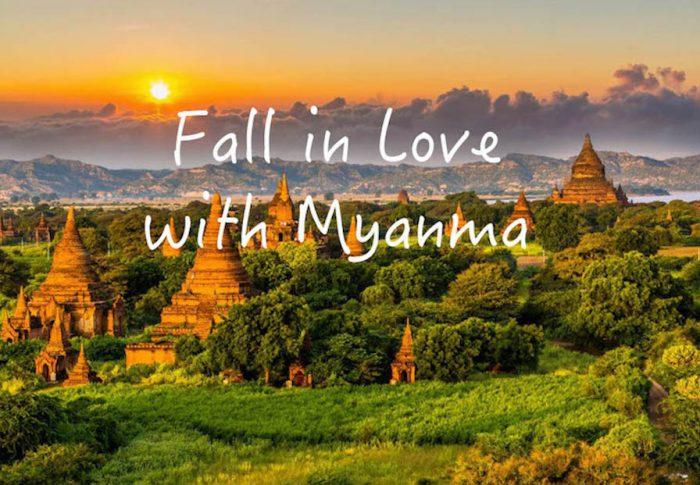 緬甸必訪景點,這些地方美的讓你不得不愛上緬甸~