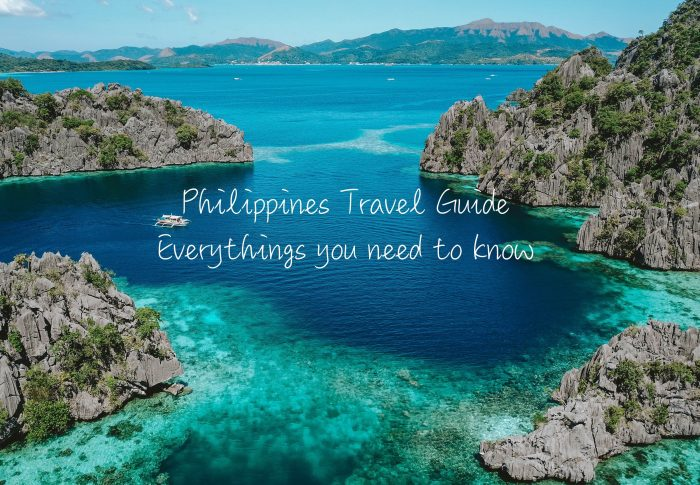 First time Traveling to the Philippines: all the things you need to know