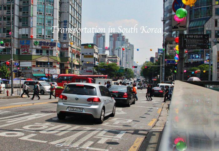 Transportation in South Korea