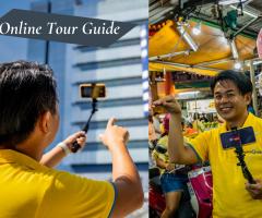 Online Tour Guide 零距離旅遊,探索新視界