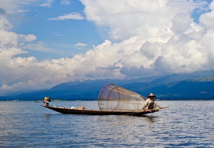 Fisherman culture of Inkle lake