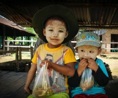 Food culture in Myanmar