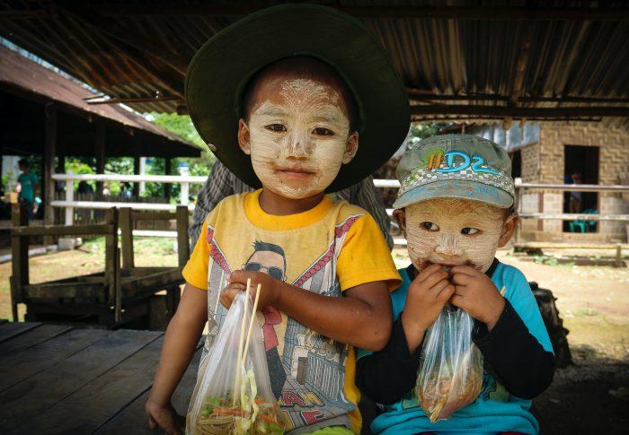 Food culture in Myanmar
