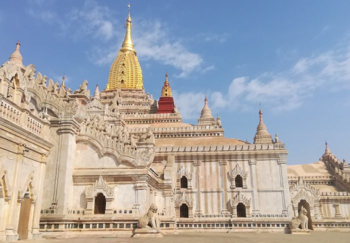 A Day In The Tomb Raider Movie: Myanmar's Temple City, Bagan