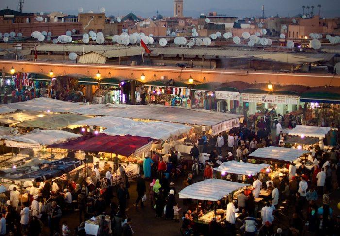 Local Markets in Myanmar