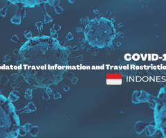 COVID Updated Travel Information and Restrictions: Indonesia