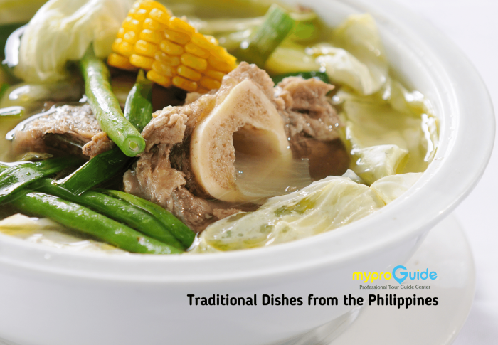Traditional Dishes From the Philippines